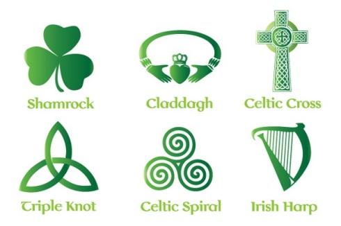 Common Celtic symbols